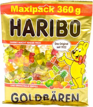 EAN:4001686300404 Goldbären 360g   bei Wellonga 1,99 €