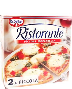 EAN:4001724834205 Pizza Ristorante 2xPiccola 310g   bei Wellonga 2,69 €