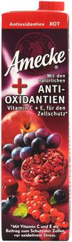 EAN:4005517016038 Saft + Antioxidantien rot 1l   bei Wellonga 1,69 €