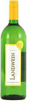 EAN:4008893621629 Pfälzer Landwein weiß halbtrocken 1l  bei Wellonga 2,79 €
