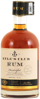 EAN:4008893636425 Kyle S Club Rum 40% 0,7L   bei Wellonga 14,99 €