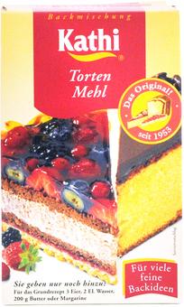 EAN:4013109011019 Tortenmehl 400g   bei Wellonga 1,29 €
