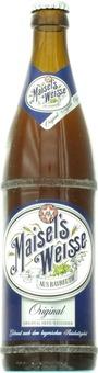 EAN:40173351 Maisels Weisse Original 0,5l 5,2% vol.   bei Wellonga 0,95 €