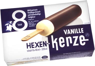 EAN:4044564751806 Vanille Hexenkerze 8er Pack 320ml  bei Wellonga 1,99 €