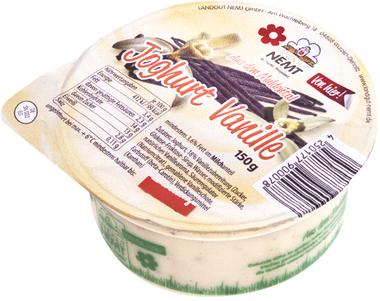 EAN:4250177900078 Joghurt Vanille 150g  bei Wellonga 0,65 €