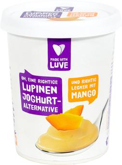 EAN:4260248511232 Lupinen Joghurt Mango 500g   bei Wellonga 2,15 €