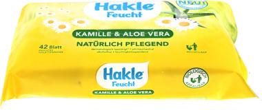 EAN:4260344220496 Hakle Feucht Kamille 42 Blatt   bei Wellonga 1,55 €