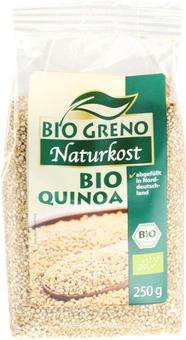 EAN:4306205012128 Bio Quinoa Weiss 250g   bei Wellonga 3,49 €