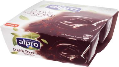 EAN:5411188091622 Soja Dessert 4x125g dunkle Schokolade  bei Wellonga 1,99 €