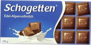 EAN:4000607151002 Vollmilchschokolade 100G   bei Wellonga 0,89 €