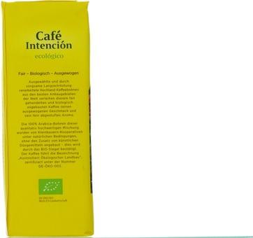 EAN:4006581002606 Café Intención Arabica 500g   bei Wellonga 6,99 €