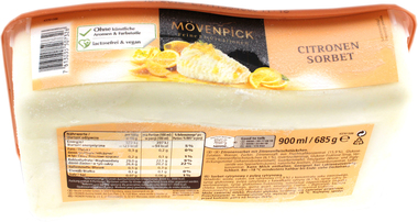 EAN:7613035507326 Citronen Sorbet 900ml   bei Wellonga 3,79 €