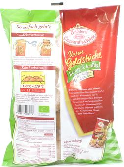 EAN:4008577106176 Bio-Roggen-Brötchen 420g   bei Wellonga 2,39 €