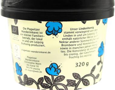 EAN:4026259901147 Leipziger Honig Lindenblüte 320g   bei Wellonga 5,95 €