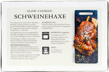 EAN:5707196186857 Schweinehaxe Slow Cooked 600g   bei Wellonga 5,49 €