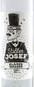 EAN:5908311393000 Stiller Josef Klares Wasser 40% 0,5l   bei Wellonga 15,00 €