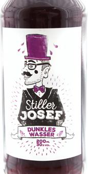 EAN:5908311393475 Stiller Josef Dunkles Wasser 30% Apfelbeere 0,2l   bei Wellonga 7,50 €