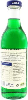 EAN:8000340829011 Waldmeistersirup 425ml   bei Wellonga 2,19 €
