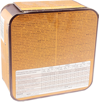 EAN:8000920580806 6x Mini Classic Mandel Weiss 300g   bei Wellonga 3,79 €