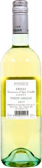 EAN:8005095010172 Pinot Grigio trocken 0,75l   bei Wellonga 7,99 €