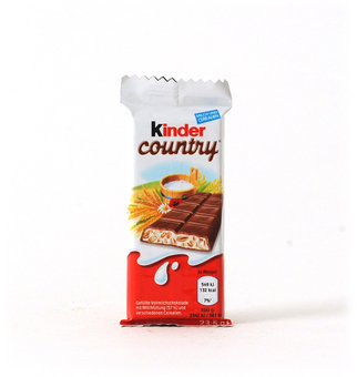 EAN:40084176 Kinder Country 23,5g   bei Wellonga 0,39 €
