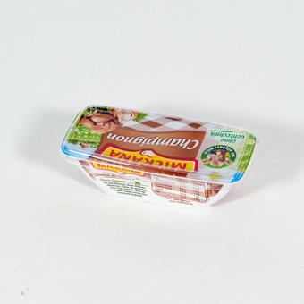 EAN:4045357005533 Schmelzkäse Champignon 200g   bei Wellonga 2,09 €