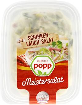 EAN:4045800770889 Schinken Lauch Salat 200g   bei Wellonga 1,19 €