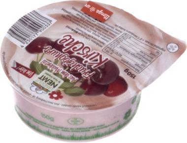 EAN:4250177900337 Joghurt Kirsche 150g   bei Wellonga 0,65 €