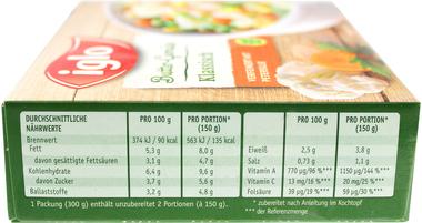 EAN:4250241254069 Buttergemüse 300g   bei Wellonga 1,79 €