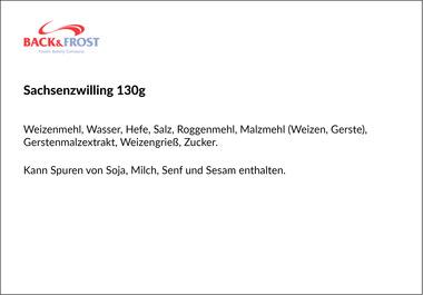 EAN:4260133613720 Sachsenzwilling 130g   bei Wellonga 0,39 €