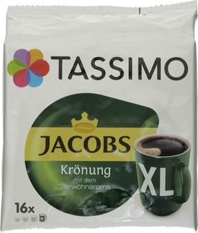 EAN:8711000500286 Jacobs Tassimo 16er   bei Wellonga 6,49 €