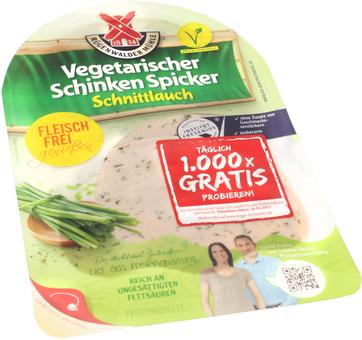 EAN:4000405004555 Veget. Schinkenspicker Schnittlauch 80g   bei Wellonga 1,39 €