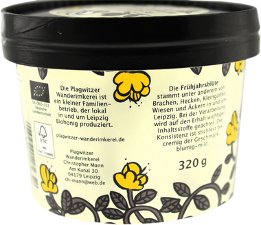EAN:4026259901161 Leipziger Honig Frühjahrsblüte 320g   bei Wellonga 5,95 €