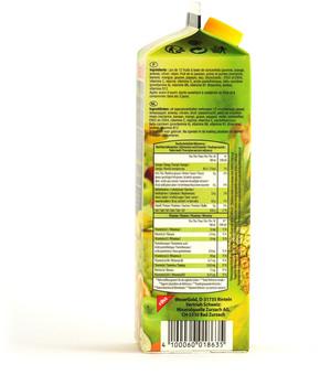 EAN:4100060018635 Multivitamin 12-Frucht-Nektar 1l   bei Wellonga 0,65 €