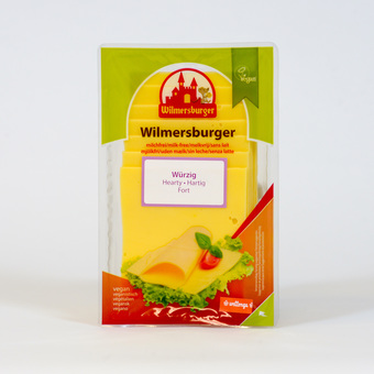 EAN:4260296930207 veganer Käse in Scheiben 150g   bei Wellonga 3,05 €