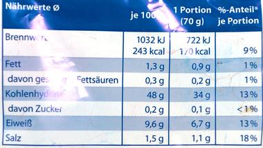 EAN:4306205839329 Roggenbrötchen 560g Pack 8 St. je Beutel   bei Wellonga 1,49 €