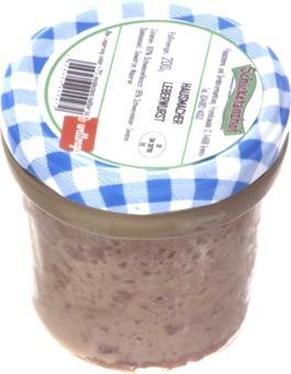 EAN:4949490000472 Leberwurst Glas 200g   bei Wellonga 2,30 €