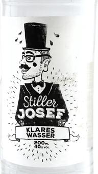EAN:5908311393055 Stiller Josef Klares Wasser 40% 0,2l   bei Wellonga 7,00 €
