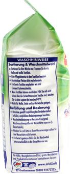 EAN:8001090346315 Ariel Compact 18 Waschladungen   bei Wellonga 6,85 €