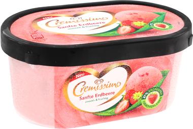 EAN:8710908893001 Cremissimo Sorbet Erdbeere 500ml   bei Wellonga 3,29 €