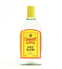EAN:4306188119319, Country Lodge, Dry Gin 37,5% 0,7l  bei Wellonga 5,79 €