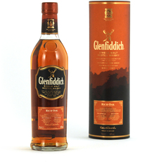 EAN:5010327325170, Glenfiddich, Scotch Whisky Rich Oak 40% 0,7l  bei Wellonga 39,99 €